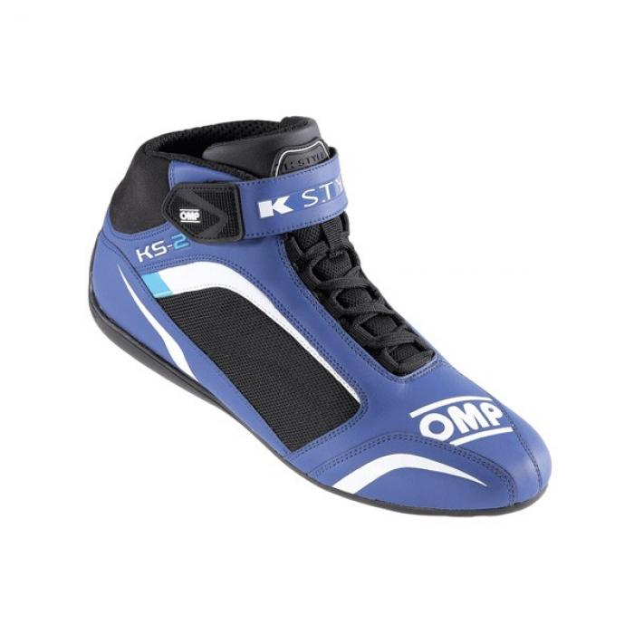Bottines karting OMP KS-2 Enfant - Coup-de-volant.fr