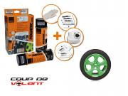 Pack Spray Film Foliatec Vert Power - Coup-de-volant.fr